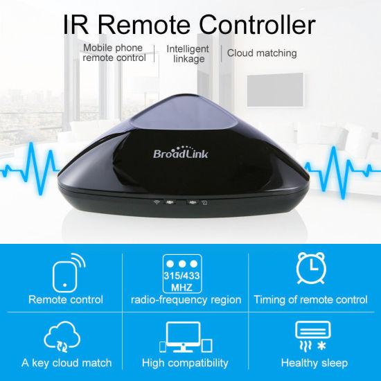 Broadlink Smart Home New RM PRO WiFi+IR+RF+4G Remote Control Au Plug  Wireless Controller APP Voice Controller Work for Alexa Google Home  Automation
