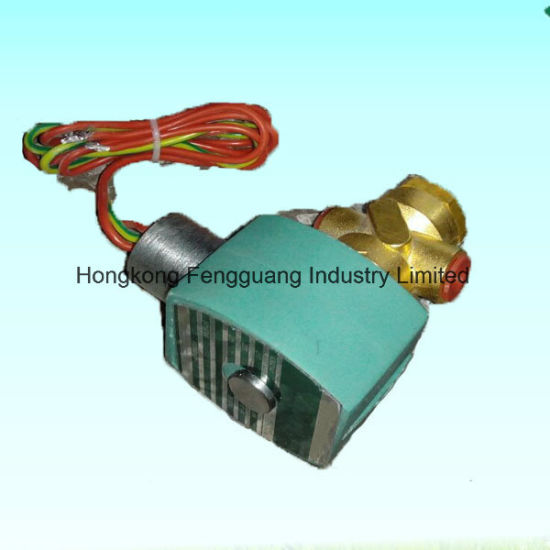 Normally Closed 2 Inch Water Air Compressor Solenoid Valve