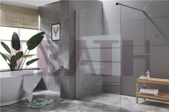 Bathroom Shower Enclosure: Walk in Shower Enclosure