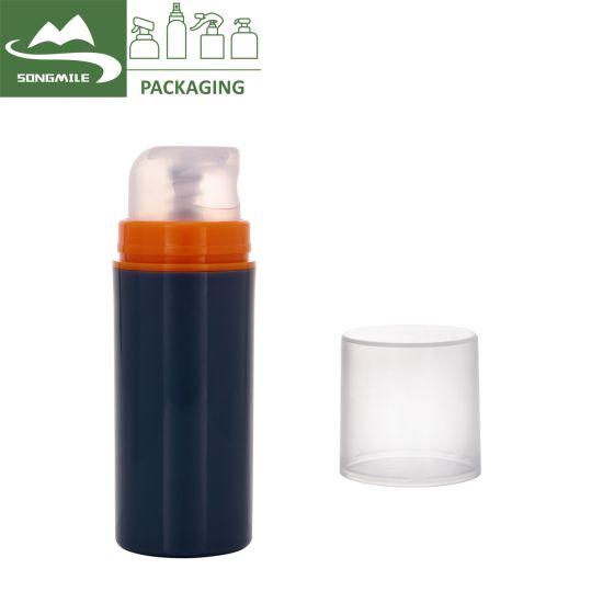 Wholesale Luxury Skin Care Cosmetic Airless Dispenser Pump Bottles 30ml