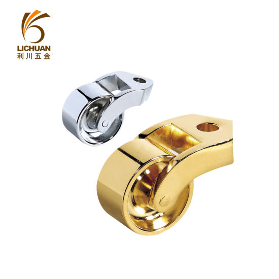 Brass Castor for Bed for Sofa for Piano Chrome Castor Wheel Price for Furniture
