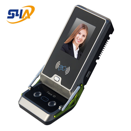 Face Recognition Biometric Access Control and Time Attendance with Free Software