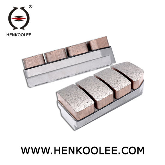 140mm Diamond Fickert Abrasive for Marble