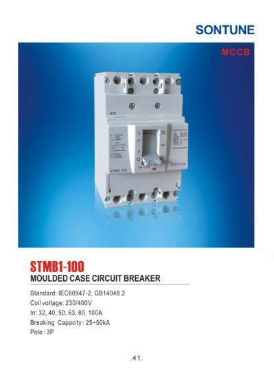 Sontune Stmb1-100 Moulded Case Circuit Breaker