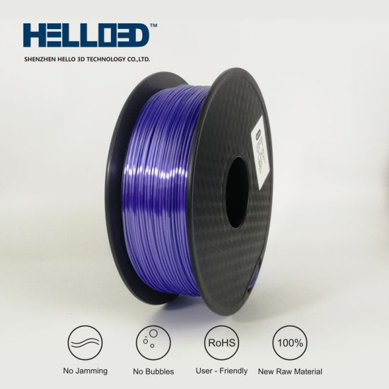 Factory Wholesale Silk Like Filament PLA ABS PETG Material