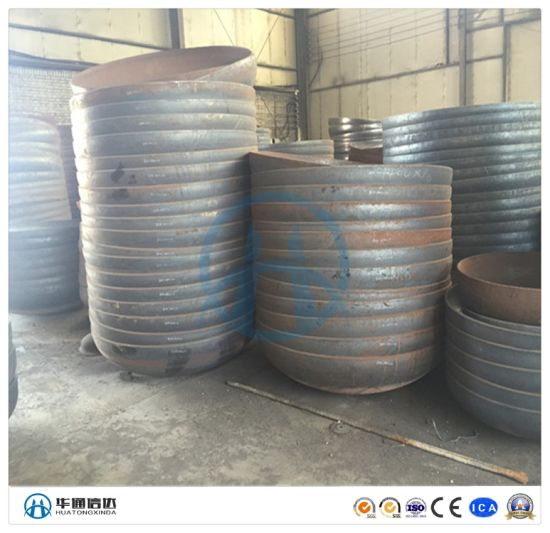 Stainless Steel 201 Butt Welded Pipe Cap, Pipe Fittings Cap