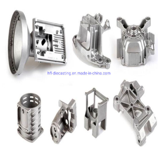 Professional OEM Aluminum Alloy and Zinc Alloy Electric Tools Parts Spare Parts by Precision Die Casting in China