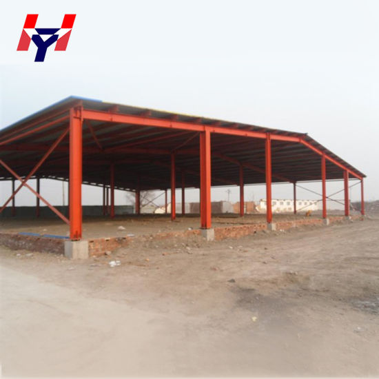 Low Cost Eco-Friendly Steel Shade Structure