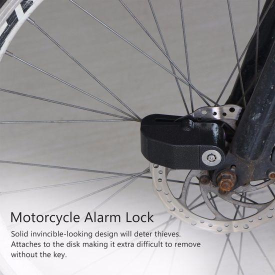 Motorcycle Bike Brake Disc Lock Secrity Alarm for Bicycle Motorcycle