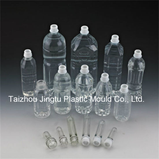 24-Chamber Narrow-Mouth Bottle Embryo Injection Mould