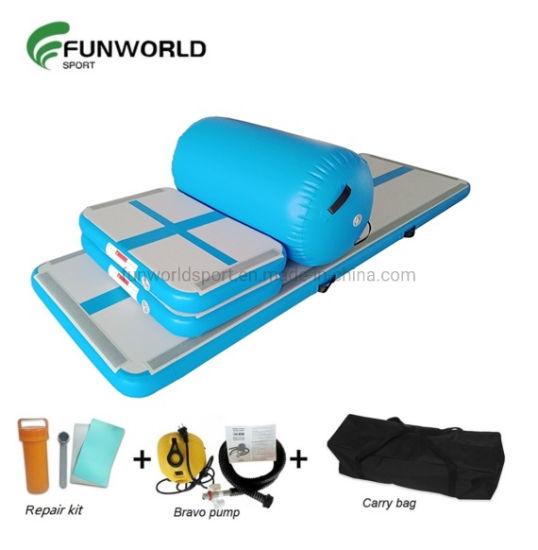 Durable Crash Tumble Track Inflatable Air Floor Gymnastics Mat Hot Sale in Australia