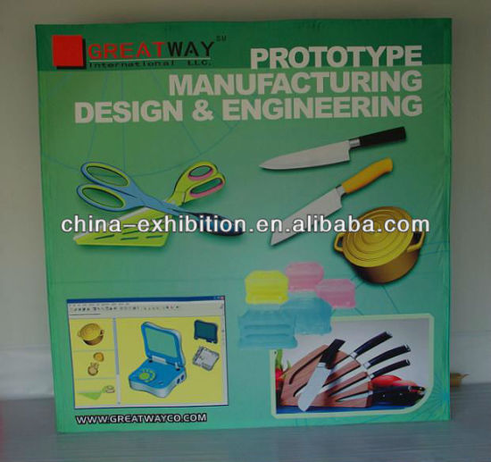 Pop up Display Fabric Walls Tradeshow Backwall (TY-LW-M42414)