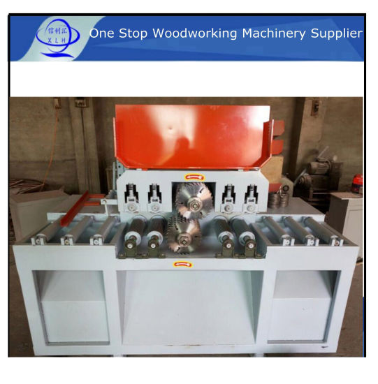 Made in China Wood Timber Cutting Panel Saw/ Square Log Cutting Machine/ Square Log Cutting Machine