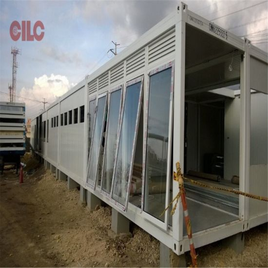 Custom Design Prefabricated Flat Pack Container House pictures & photos