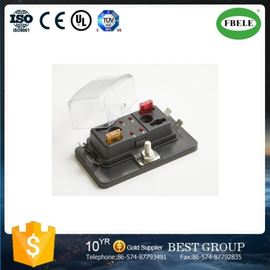 led fuse box small four road fuse box pictures & photos