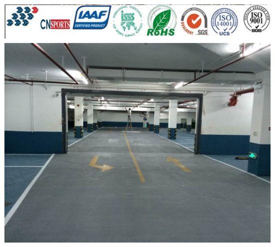 Good Quality Anti Slip Heavy Loading Garage Flooring