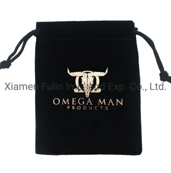 Wholesale Promotional Custom Printed Suede Bag Organza Cosmetic Packing Bag Jewellery Packaging Bag Satin Fabric Drawstring Pouch Velvet Jewelry Gift Bags