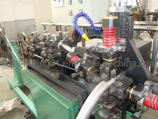 Metal Flexible Exhaust Tube Making Machine (ID35-300) pictures & photos