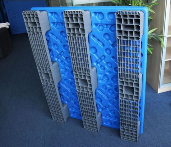 Cheap Used Heavy Duty Blow Molding Plastic Pallets For Sale