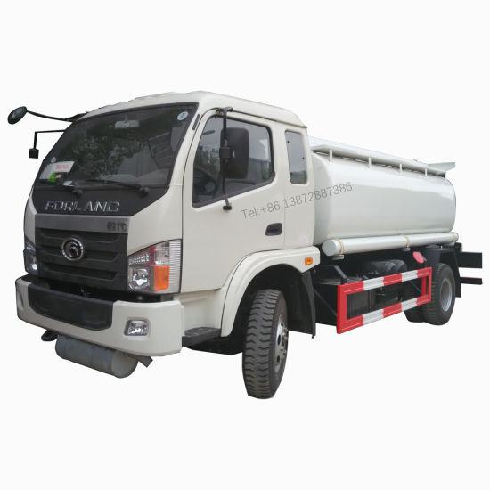 Foton Forland 4X2 6000liters 7000liters Truck Fuel Tank Size
