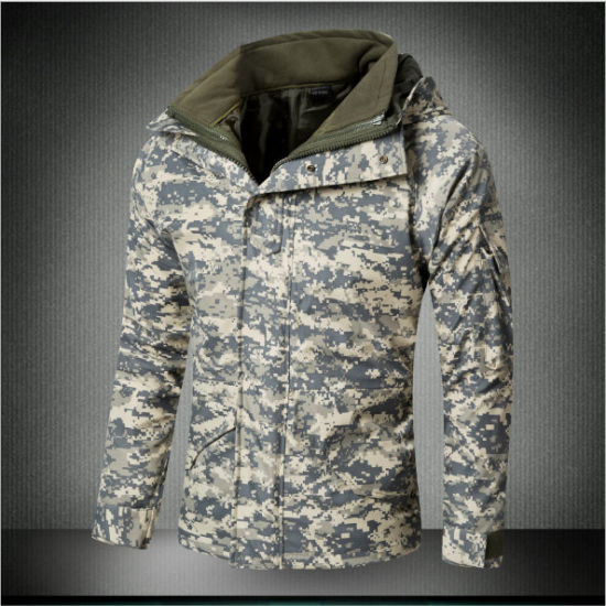 Camouflage Water Resistant Military Parka Ecwcs pictures & photos