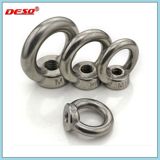Stainless Steel Lifting Eye Nuts with Bolts
