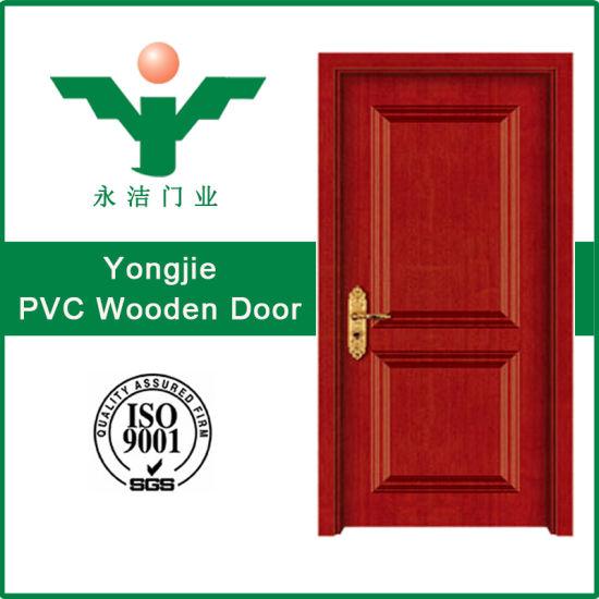 China ISO Certificate PVC Door Frame for PVC Door - China PVC Door ...