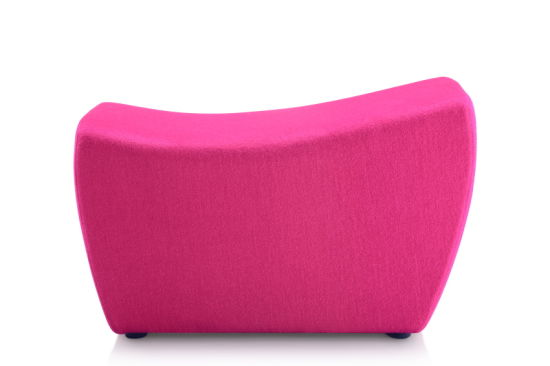 Modern Inflatable Ottoman Set Ottoman Bench for Living Room Office Public Area
