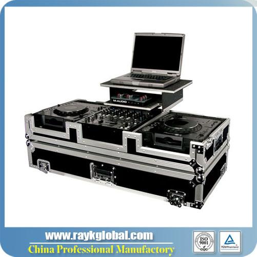 "Rk New Mixer Case for a 19"" Rackmount Live Sound Mixer Console"
