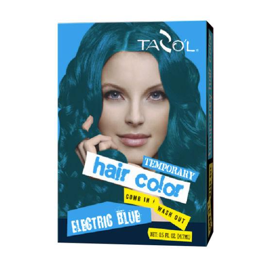 China Hair Style House Use Temporary Hair Color Cream Hair ...