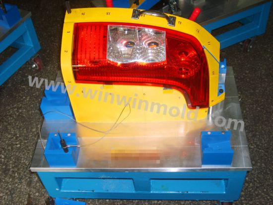 Car Lamp Assembly Checking Fixture Jig
