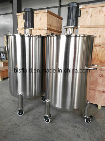 Stainless Steel Chemical Liquid Mixing Agitated Tank pictures & photos