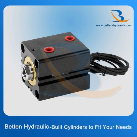 16MPa Hydraulic Oil Compact Cylinder pictures & photos