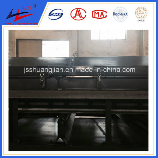 Salt Transport Belt Conveyor with Big Angle pictures & photos