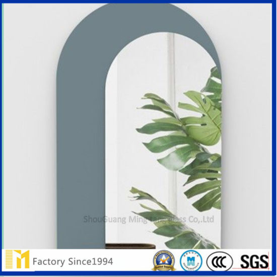 2mm, 3mm, 4mm, 5mm and 6mm Ce&ISO Certificate Silver Mirror, Aluminum Mirror, Copper Free and Lead Free Mirror, Safety Mirror, Beveled Mirror