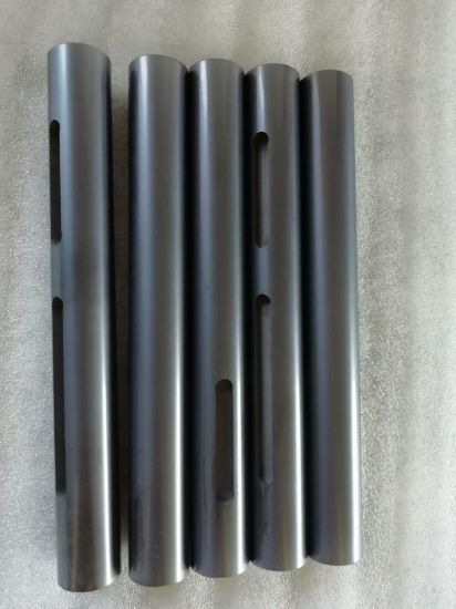 Customer Customization Sintered Silicon Carbide (SSIC) Pump Shaft of Advanced industrial Ceramic for Magnetic Drive Pump