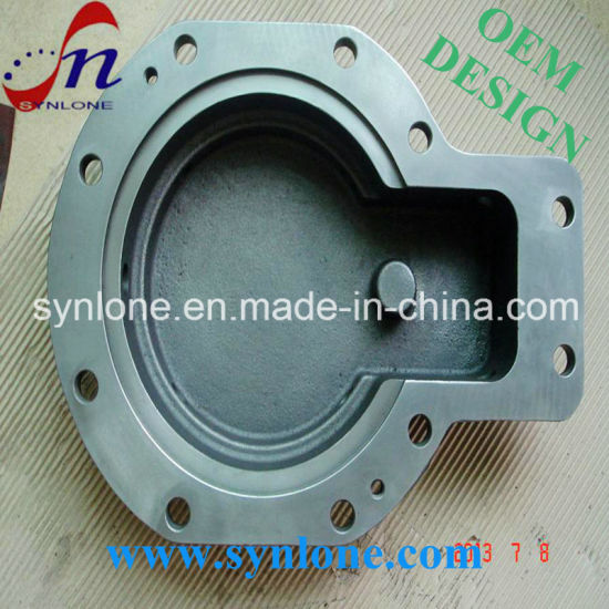 Grey Cast Iron Cap with Sand Casting Process pictures & photos