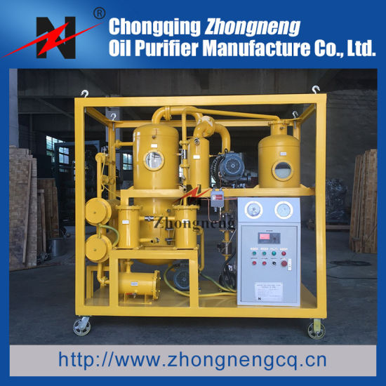 Insulating Oil Recycling Machine System Zyd-I-100