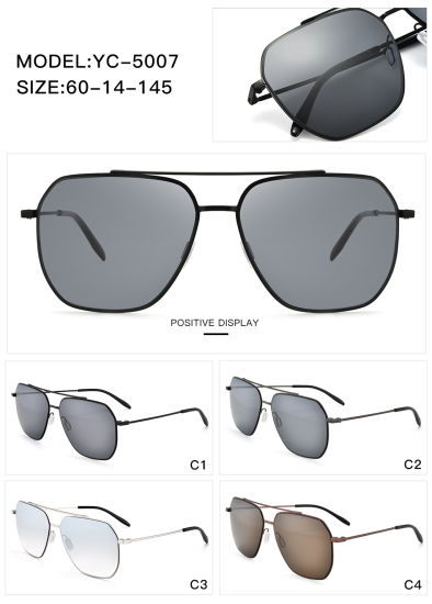 Fashion New Design Manufacture Wholesale Make Order Frame Sunglasses pictures & photos