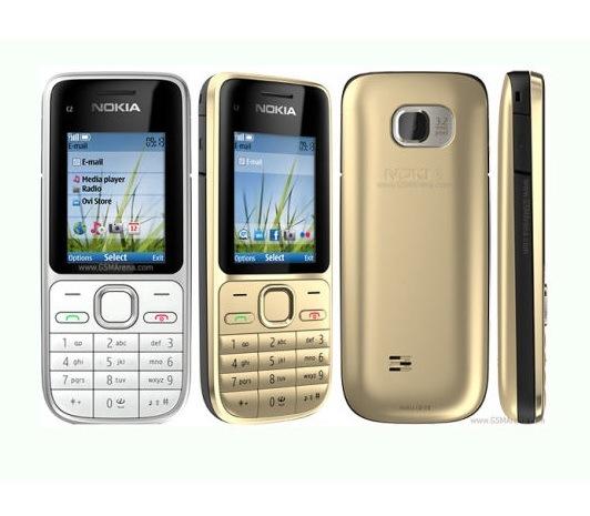 Mobile Phone C2-01 for Nokia Original Cell Phone