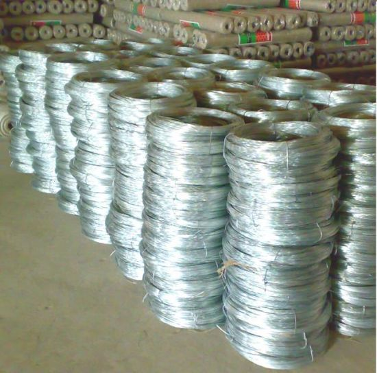 ASTM, JIS, Ks Galvanized Strand for ACSR Galvanized Steel Wire pictures & photos