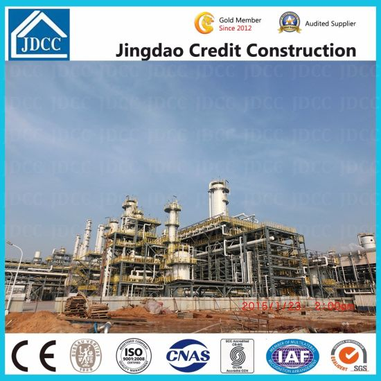 Prefabricated Prefab Modular Light Industry Commercial Metal Steel Structure Frame Container Hospital Hotel Apartment Workshop Construction Building