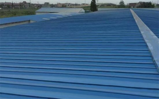 Steel Structure Building Metal Roofing System Insulation Roofing Materials pictures & photos