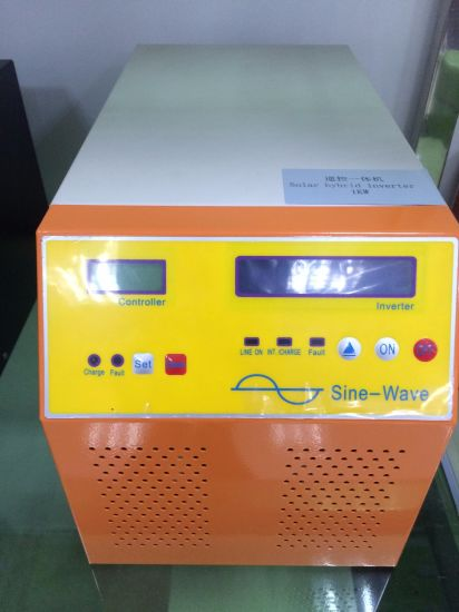 5kw 10kw Solar Panel off-Grid Inverter with Controller pictures & photos