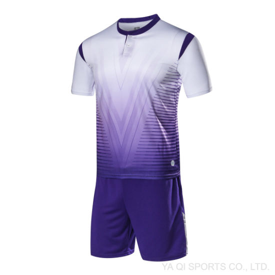 reputable site 308ac 6d195 China Best Custom Specilized Soccer Jersey League Design ...