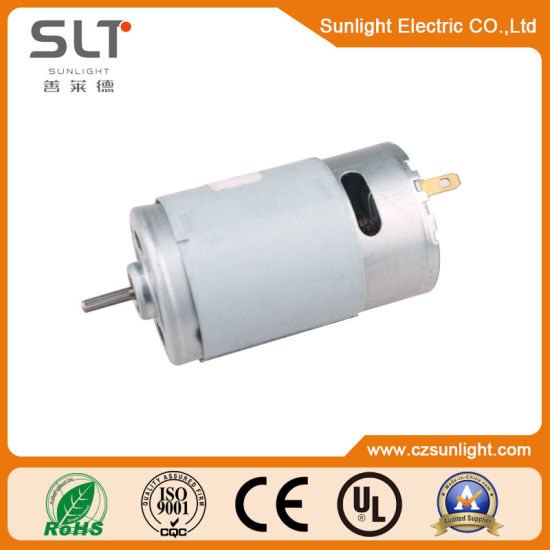High Torque 6V DC Brush Motor for Beauty Apparatus pictures & photos