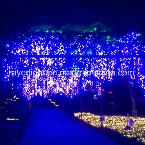 LED Flower Wisteria Lighting Decoration for Wedding and Holiday pictures & photos