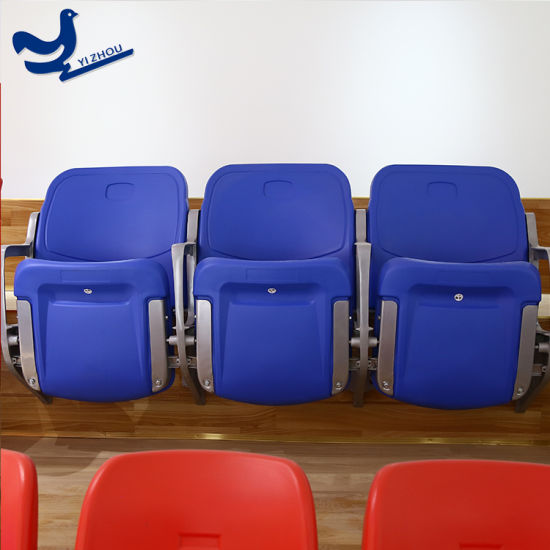 Cheap Price Plastic Stadium Seats for Indoor and Outdoor Use From Yizhou Plastic pictures & photos