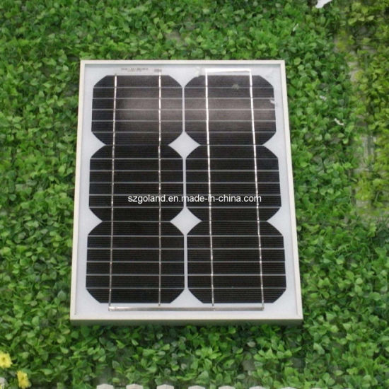 15W High Quality Solar Panel for Wholesale pictures & photos