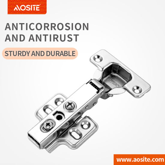 A03 Furniture Hardware Clip-on hydraulic damping hinge Cabinet Hinge